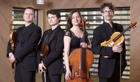 BQW 2/4 Szervánszky Quartet