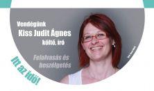 Olvasó kör Kiss Judit Ágnessel