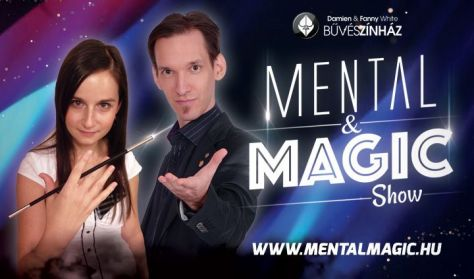 Bűvész Színház: Mental & Magic Show Kecskemét