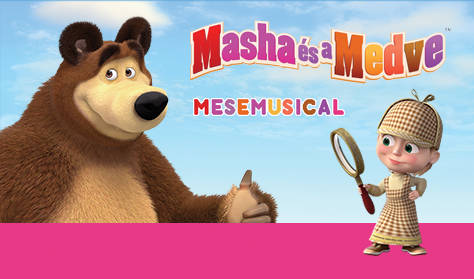 Masha és a Medve Live