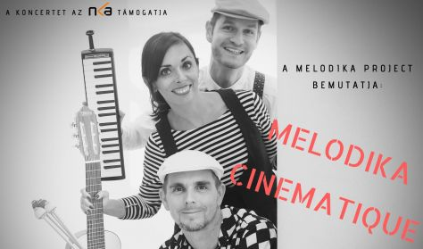 Melodika Project: Melodika Cinematique - filmzenei koncert