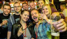 Pub Crawl Budapest