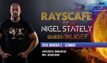 NIGEL - RAYS CAFE - Deep Party