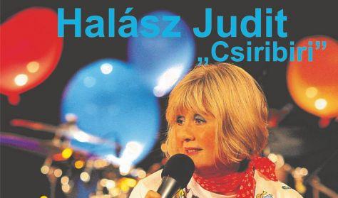 """Halász Judit - """"Csiribiri"""" koncert"""