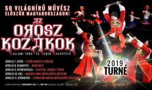 Az Orosz Kozákok – Állami Tánc- és Énekegyüttes