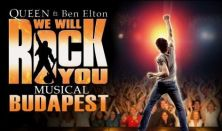 WE WILL ROCK YOU QUEEN MUSICAL