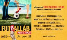 Vizeli Csaba: Futballáb musical comedy