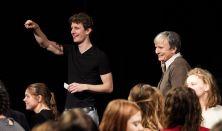 Szívlapát – részvételi versszínház - Találkozások tehetségprogram