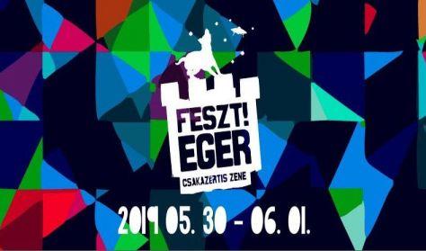 Feszt!Eger 2019 - Csakazértis zene