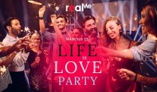 Life is Love party