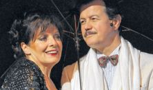 Szolnoki Tibor és Zsadon Andrea operett estje