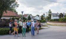 Túrajó séták: A füredi rabbi – Zsidó Kiválóságok Háza belépővel