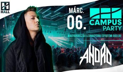 CAMPUS Party - Andro // DE hallgatói