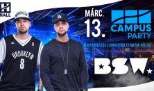 CAMPUS Party - BSW //DE hallgatói