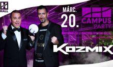 CAMPUS Party - Kozmix // DE hallgatói