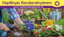 Kertészkedj a Holddal - jótanácsok kertészkedőknek