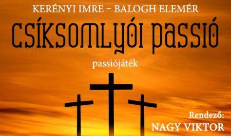 Csíksomlyói Passió - Premier