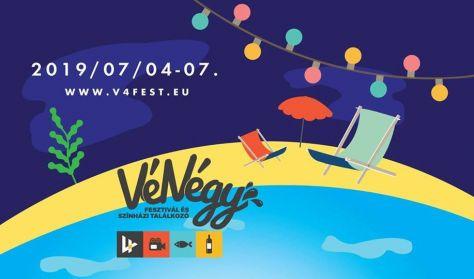 VéNégy Fesztivál Színház 2019.07.07.