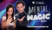 Bűvész Színház: Mental & Magic Show Esztergom