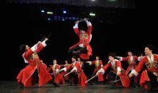 Az Orosz Kozákok- Állami Tánc-és Énekegyüttes
