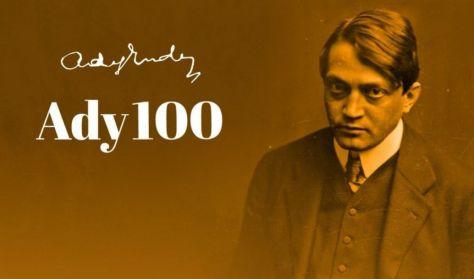 Ady Endre 100 - Költészet Napja