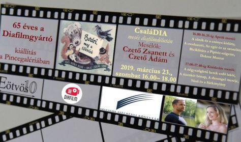 CsaláDia - mesés diadélutánok - mesélők: Czető Zsanett és Czető Ádám