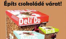 Deli'Do páros csokoládé építő program