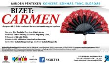 PénteK13 - Bizet: Carmen