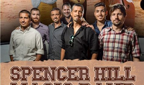 Mi ez? Hagymás bab? - Spencer Hill Magic Band