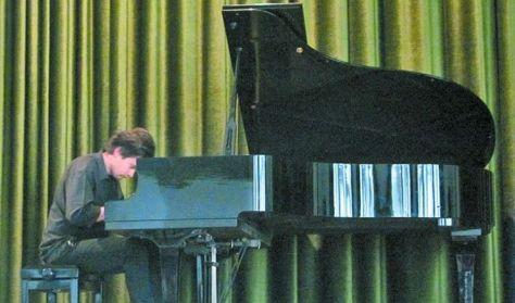 Szőcs Kristóf zongora hangverseny