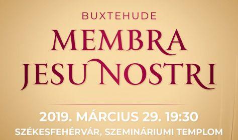 Membra Jesu nostri az Ars Oratoria Kamarakórus koncertje