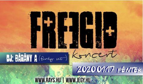 Freegid & Bárány Attila Funky koncert + Dj party