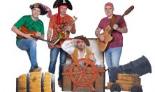 A Kifli zenekar koncertje