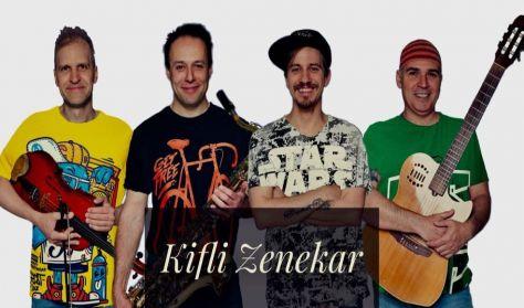 Kifli Zenekar: Kiflihajó c. lemezbemutató koncert