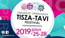 Természet Operaháza Tisza-tavi Fesztivál 2019. / Boat D'Opera csónakos túra