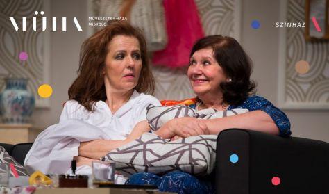 Szakonyi Károly: Két nő komédia
