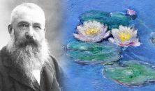 A művészet templomai - Monet és vízililiomai