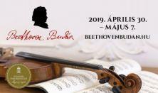 BBF 2019 - Beethoven Budán Fesztivál - Beethoven physharmonikán