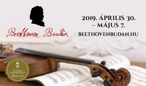 BBF 2019 - Beethoven Budán Fesztivál - Beethoven utolsó szonátái