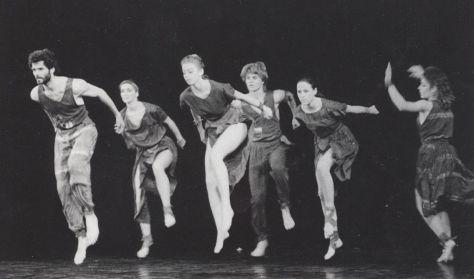 AKKOR - Kortárs tánc 1989 - A 2. Szerpentin Táncfilm Fesztivál programja