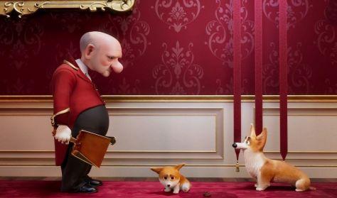 A királynő kutyája