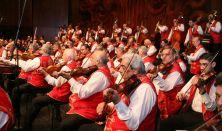 A 100 Tagú Cigányzenekar Ünnepi Koncertje - Zene-Bor