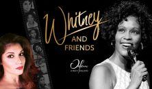 Koncert+Tapas tál: Whitney & Friends – Veres Mónika Nika koncertje
