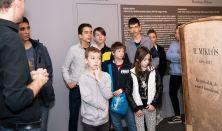 A nagy háború - és akik otthon maradtak- múzeumpedagógia 12-14 éveseknek - Regisztrációs jegy