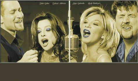 """Cotton Club Singers """" Ó Budapest"""" A XX. század pesti utcadalai"""