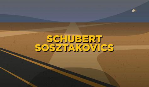 Schubert / Sosztakovics - Óbudai Danubia Zenekar
