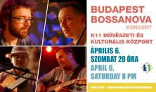 Budapest Bossanova Quartet koncert