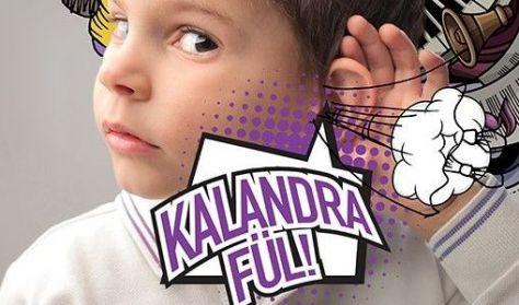 KARMESTERISKOLA - Kalandra fül! - Óbudai Danubia Zenekar