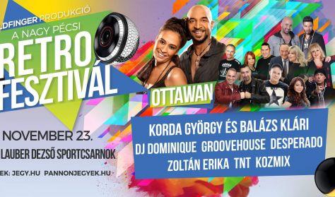 A nagy Pécsi Retro fesztivál