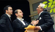 JÁTÉK A KASTÉLYBAN - anekdota két részben - a Vígszínház előadása